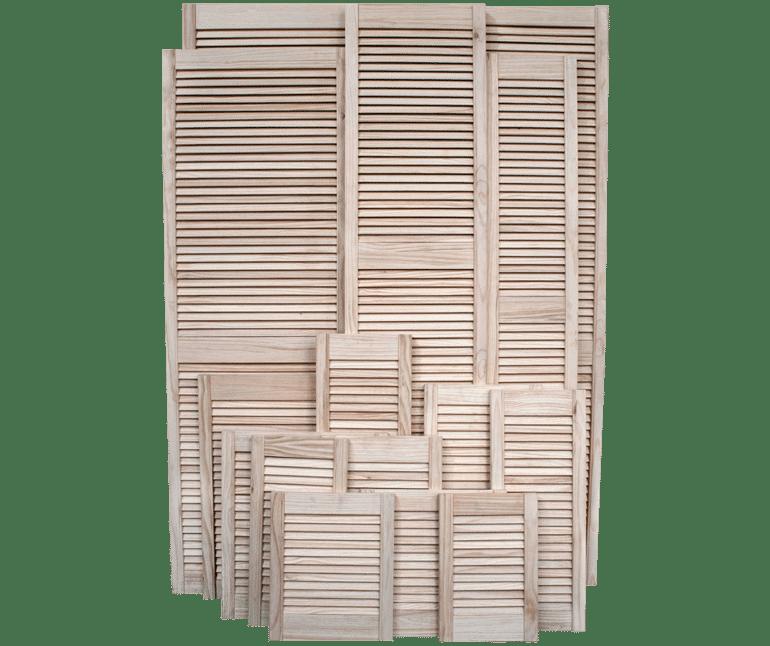 Pine Louvre Doors  sc 1 st  Shawfield Doors & Louvre Doors | Shawfield Doors