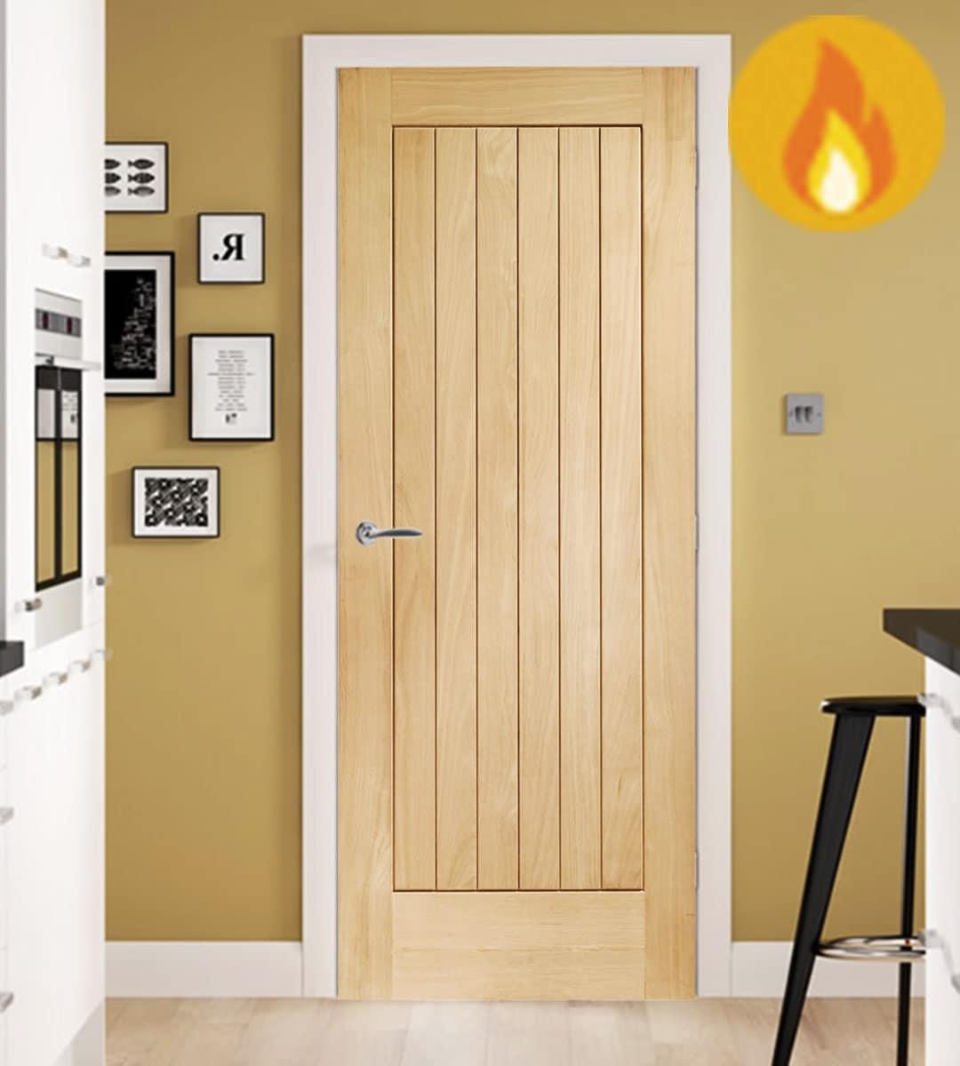 Fire Door 2 Shawfield Doors